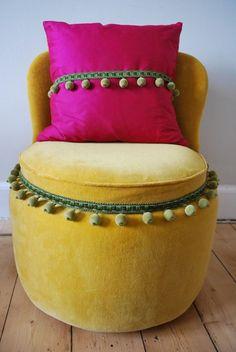 Tub Chair by Fantoush