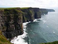 Cliffs of Moher, County Clare, Ireland Ireland Vacation, Ireland Travel, Socotra, Europe On A Budget, County Clare, Cliffs Of Moher, Pamukkale, Bohol, Vacation Packages