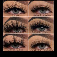Fake Lashes, False Eyelashes, Wispy Lashes, Danse Twerk, Eyelash Extensions Styles, Cute Makeup Looks, Eyelash Sets, Baddie Makeup, Longer Eyelashes