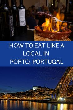 A delicious introduction to the food and the people in Porto. I had so much fun learning where to find the best food, sweets and restaurants on this food tour in Porto. Things to do in Porto, Portugal food guide, food guide Porto. Portugal Vacation, Portugal Travel, Spain And Portugal, Portugal Trip, Lisbon Portugal, Algarve, Portuguese Recipes, Portuguese Food, Camino Portuguese