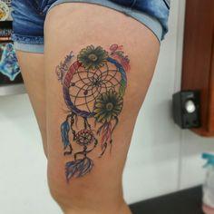 Atrapsueños tattoo