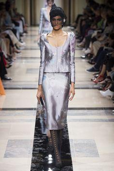 Armani Privé Fall 2017 Couture Collection Photos - Vogue#rexfabrics#purveyoroffinefabrics#cometousforfashion#passionforfabrics