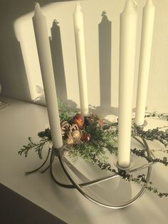 Georg Jensen advent stage