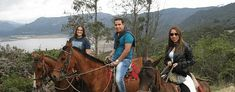 Andes Ecotours offers a variety of cool day-trips to areas just outside of Bogotá.