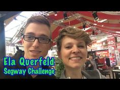 Ela Querfeld - Interview und Challenge - Offerta 2018 Interview, Challenges
