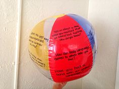 This DIY 'Empathy Ball' Game Will Be a New Favorite Classroom Icebreaker | PETA