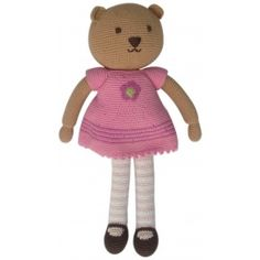 Dit berenvriendinnetje is én hip én eco én fair! En ze heeft nog veel meer vriendjes!