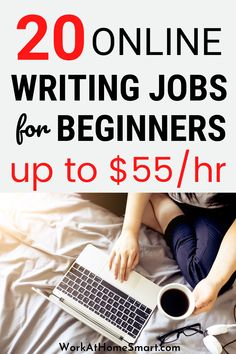 Looking for the best work from home content writing jobs? Here's a list of companies with legit online writing jobs for beginners and pros. Typing Jobs From Home, Online Typing Jobs, Online Writing Jobs, Freelance Writing Jobs, Work From Home Jobs, Online Jobs, Make A Plan, How To Make Money, Making Money Teens