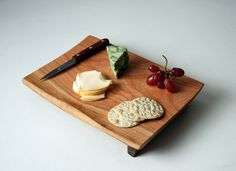 cheese board by Gray Works Design on Etsy