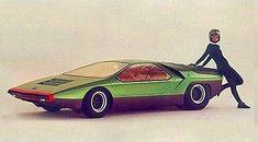 1968 Alfa Romeo Carabo 2