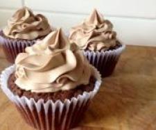 Chocolate Mud Cupcakes | Thermomix | RSPCA Cupcake Day