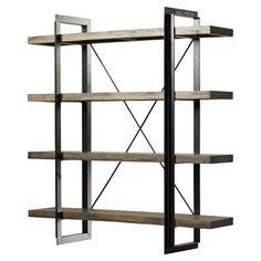 "Killington 64"" Etagere Bookcase #birchlane"