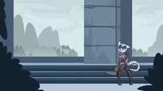 by VanRipper on DeviantArt Skyrim Cat, New Skyrim, Different Races, Drawing Games, New Wallpaper, Elder Scrolls, Furry Art, Drawing Reference, Art Drawings