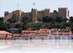 Castelo de São Jorge ou Castelo dos Mouros - Lisboa