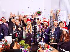 Com a chegada de dezembro, muitas empresas costumam fazer eventos de confraternização, para comemorar mais um ano de trabalho e sucesso. Mas não dá pra pedir pra cada um trazer um pratinho de salga…