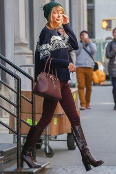 Taylor Swift Street Style 2014 | TeenVogue.com