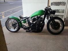 1979 KZ1000 by jlanders13 | Bobber Inspiration - Bobbers and Custom Motorcycles October 2014