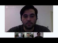 Hangout nº8 - Tecnologia WordPress, Rafael Poveda #hangnav12
