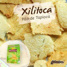 Xilitoca - Pão de Tapioca