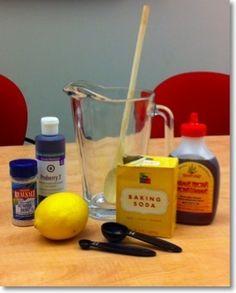 Homemade Remedies for Children