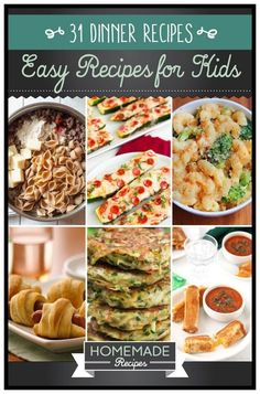 Easy Dinner Recipes For Kids.Meals In Minutes: Easy Dinner Recipes Skip To My Lou. Beefed Up Dinnertime Enchiladas Recipe . Campfire Cupcakes What The Forks For Dinner . Easy Dinners For Kids, Recipes Kids Can Make, Quick Easy Meals, Kids Meals, Easy Recipes, Baby Meals, Toddler Recipes, Budget Recipes, Light Recipes