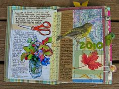 Piensa Scrap: mini albums VS filofax VS project life VS art journal..