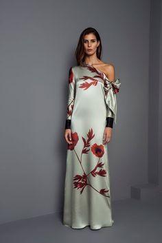 Johanna Ortiz Autumn/Winter 2017 Ready to Wear | British Vogue