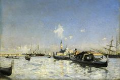 Venice paintings | Monet, Renoir, Turner, Camille Corot, Boldini..