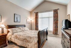 2nd Bedroom, Bay Club Condo, Frisco, Colorado, brought to you by Colorado Rocky Mountain Resorts - Vacation Rentals & Property Management.