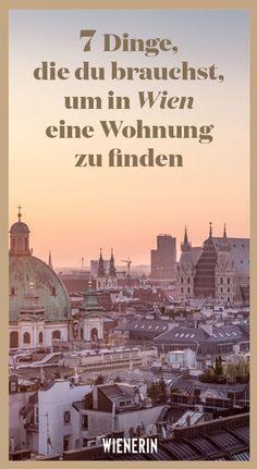 Wer derzeit in Wien eine Wohnung sucht (und nicht nur hier), sollte sich das durchlesen. Ein Erfahrungsbericht Restaurant Bar, Vienna, Austria, Taj Mahal, Restaurants, Travel, Addiction, Places, Destinations