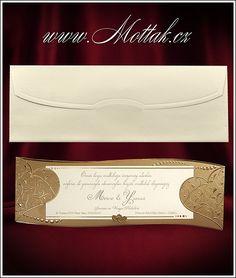 Svatební oznámení 3592