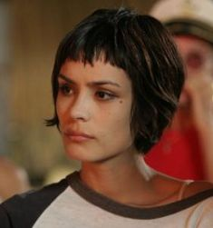 SHANNYN SOSSAMON - She's SOOO cute here and looks so much like Audrey Tautou in…