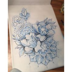 #tattoo #tattooartist #tattooart #uktta #dotwork #dotworktattoo #blackwork #blackworktattoo #blackworkerssubmission #geometry #geometrictattoo #sacredgeometry #symmetry #pointillism #igdaily #darkartists #btattooing #dailydotwork #tattoodesign #lotus #lotustattoo #mandala