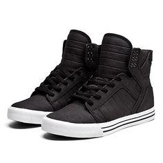 SUPRA SKYTOP | BLACK / GREY / GOLD - WHITE | Official SUPRA Footwear Site