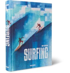 Edited by cultural anthropologist, graphic design historian and Executive Editor of Taschen America, Mr Jim Heimann, <i>Surfing</i> is packed with over '900 images to chart the evolution of surfing as a sport, a lifestyle and a philosophy'. A tribute to the global phenomenon, this book looks into the scene and its influences on the larger culture, tapping into chronological history as well as featuring essays from the world's top surf journalists. It's a natural fit for the coffee table at…