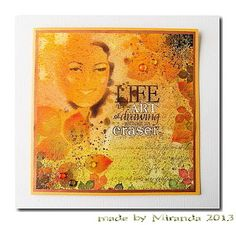 Pan Pastel BNL: Herfst in Pan Pastels........ great tutorial on how to achive this card on the blog.