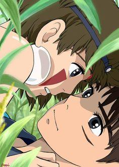 Studio ghibli, princess mononoke, hayao miyazaki – World Of Games Totoro, Studio Ghibli Art, Studio Ghibli Movies, Studio Ghibli Quotes, Film Animation Japonais, Animation Film, Hayao Miyazaki, Princess Mononoke Wallpaper, Mononoke Anime