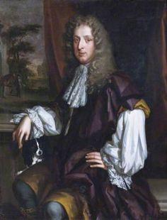 John Lovelace, 3rd Baron Lovelace of Hurley  by Godfrey Kneller