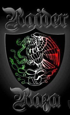 Raider Nation in Mexico! Raiders Pics, Oakland Raiders Images, Raiders Shirt, Raiders Stuff, Oakland Raiders Football, Raiders Baby, Okland Raiders, Raiders Helmet, Raiders Tattoos