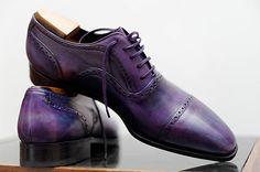 Purple patina by Paulus Bolten