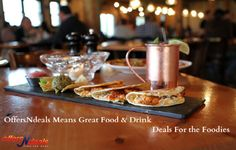 OffersNdeals Means Great Food & Drink Deals For the Foodies.
