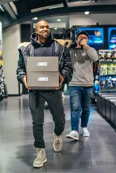 Kanye West Shoes April 2017