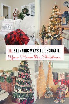 Christmas, Christmas decor, Home decor, popular pin, DIY holiday, DIY Christmas, holiday DIY, home decor