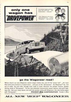 Jeep Wagoneer Wagon (1963)