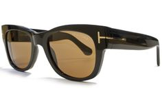 Tom Ford Snowdon with coffee lenses #PinAtoZ