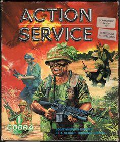 Action Service (C64)