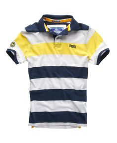 Featuring a comprehensive selection of colours and designs, our range of men's polo shirts has something for every style. Polo T Shirts, Golf Shirts, Casual Party Dresses, Surf Wear, Camisa Polo, Urban Street Style, Swagg, Mens Suits, Printed Shirts
