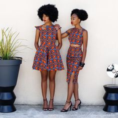 Perfect for slaying ankara styles, these ankara styles are for our beautiful slay queens. EVeryday slaying is a habit African Inspired Fashion, African Men Fashion, African Fashion Dresses, African Beauty, African Women, Ankara Fashion, Women's Fashion, Africa Fashion, Fashion Outfits