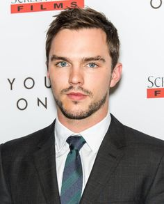 Pin for Later: Bored of Benedict? Add These 33 Hot British Actors to Your List! Nicholas Hoult