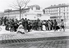 Secessionsgebäude, Designed by Joseph Maria Olbrich in 1897.